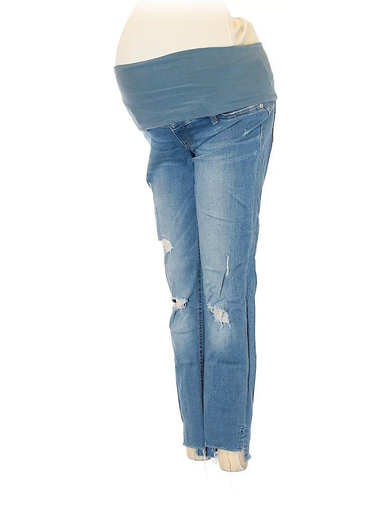 H&M Mama Women Jeans Size 8 (Maternity)