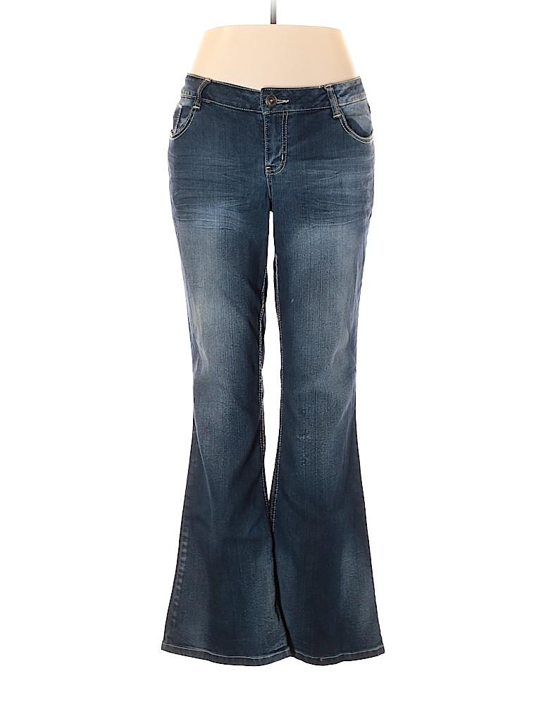 L.e.i. Women Jeans Size 17