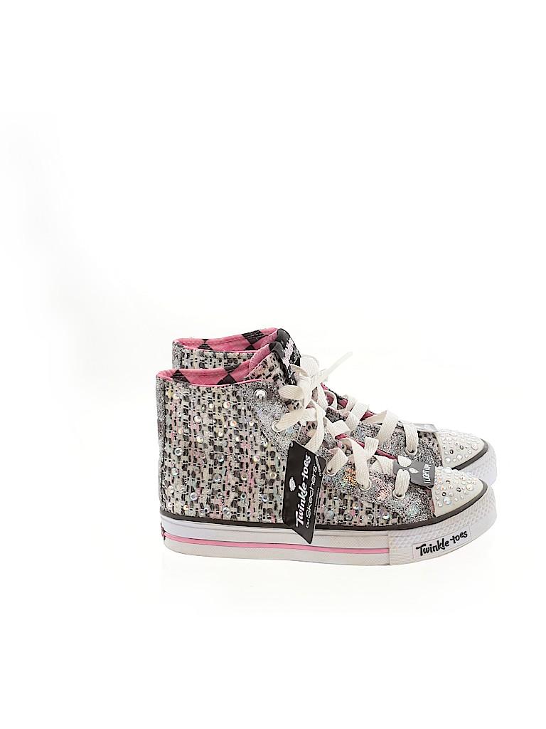 Skechers Girls Sneakers Size 4