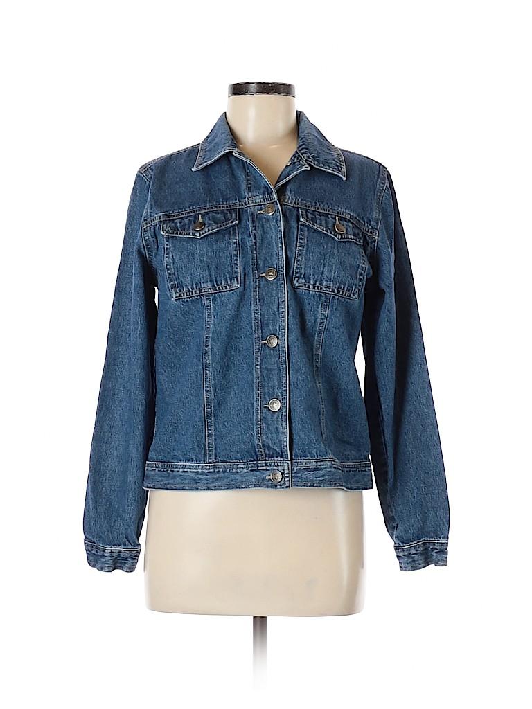 Cherokee Women Denim Jacket Size M