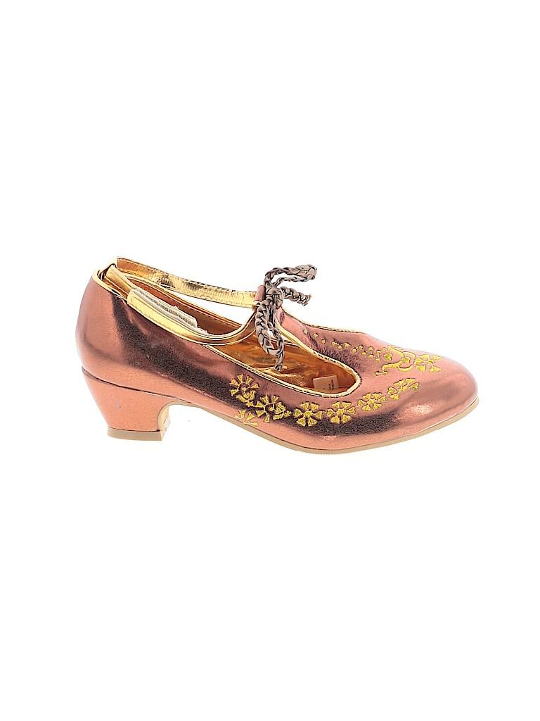 Disney Girls Dress Shoes Size 2 - 3 Youth