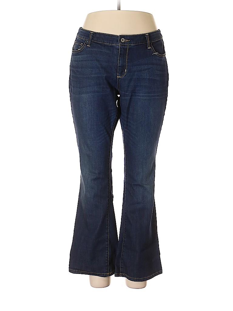 Arizona Jean Company Women Jeans Size 17