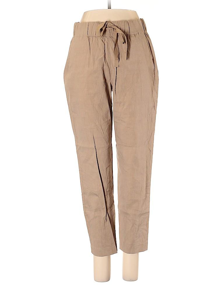 Theory Women Linen Pants Size S