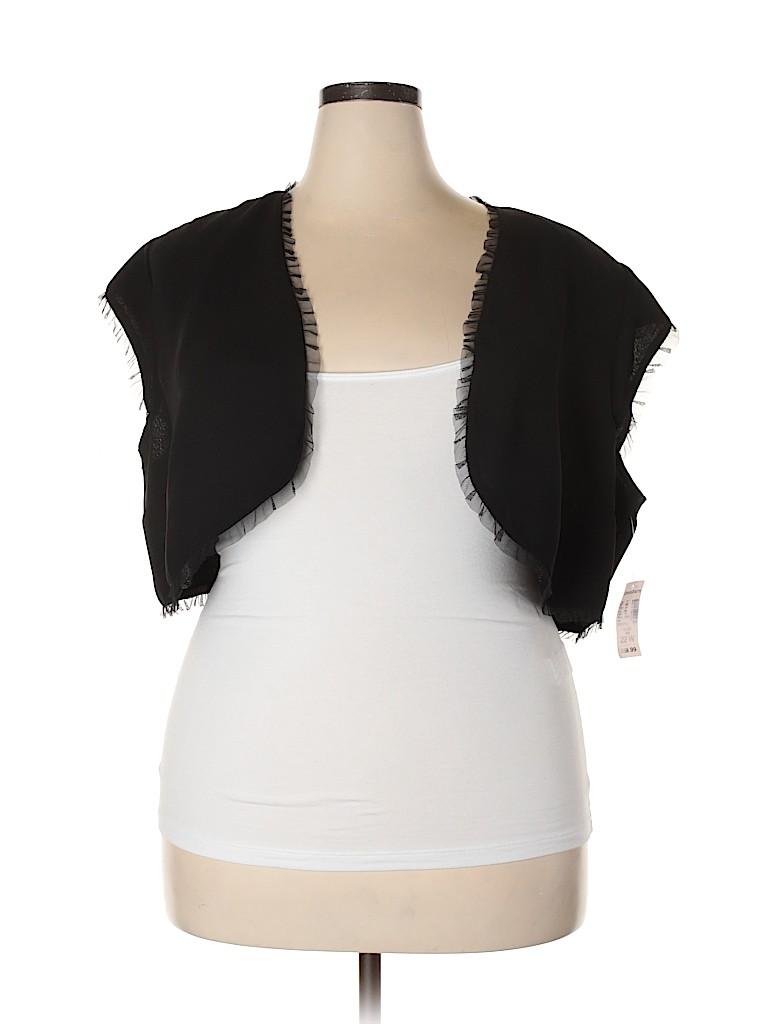 DressBarn Women Shrug Size 22 (Plus)