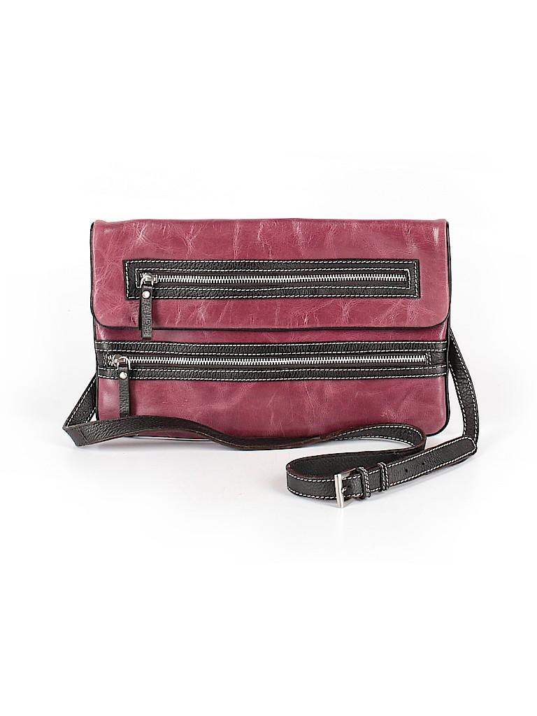 Sophia Visconti Women Leather Crossbody Bag One Size