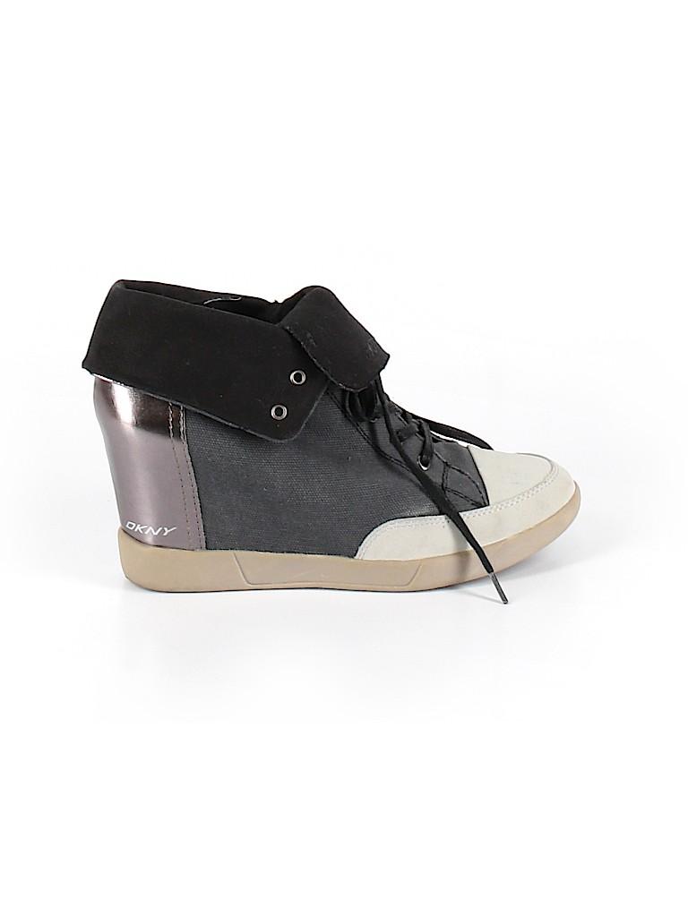 DKNY Women Sneakers Size 7 1/2