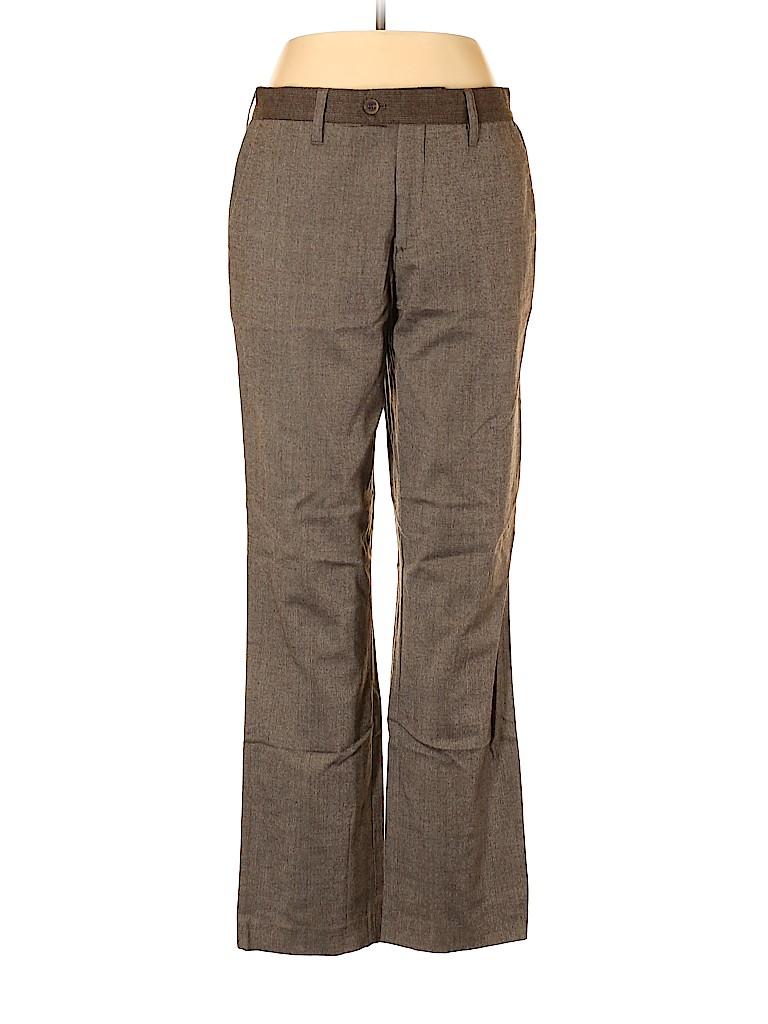 Ted Baker London Women Wool Pants 34 Waist
