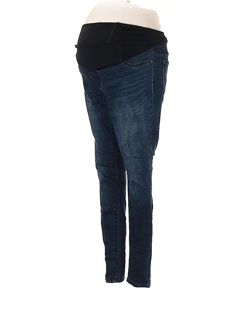 Isabel Maternity Women Jeans Size 4 (Maternity)
