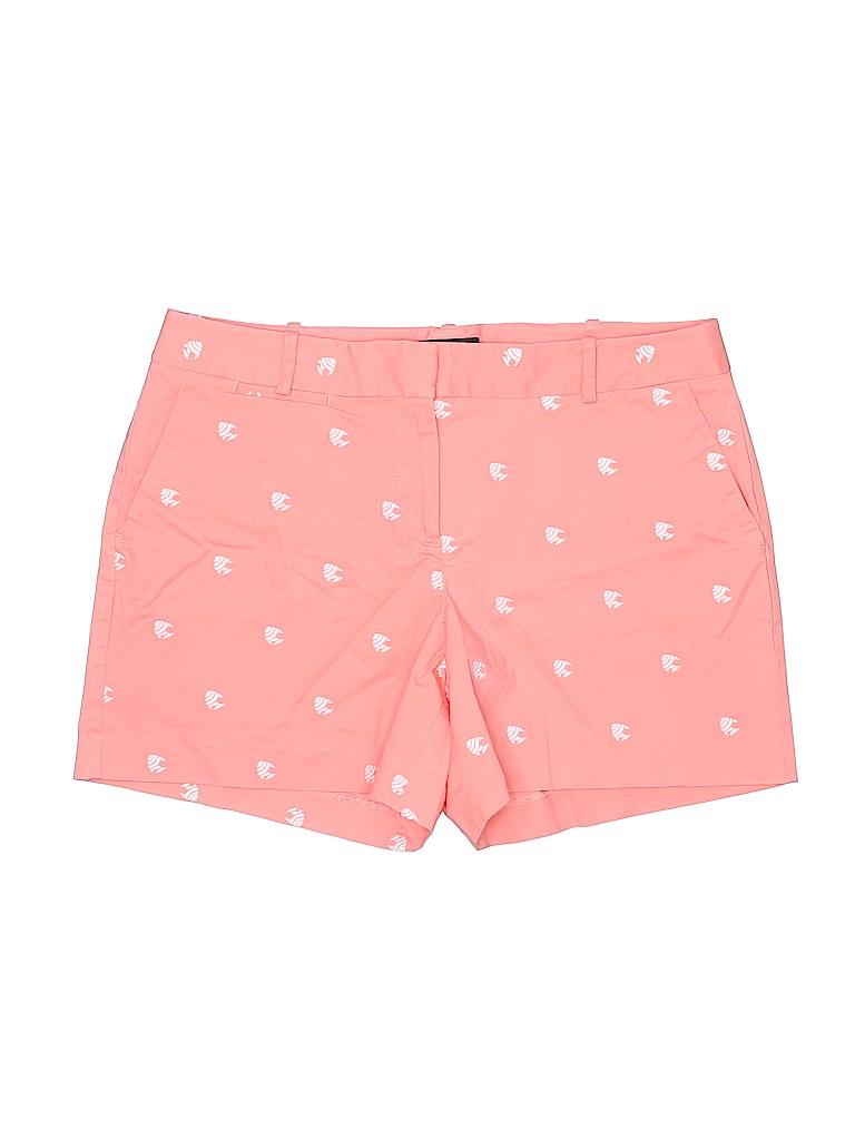 Talbots Women Khaki Shorts Size 14 (Petite)