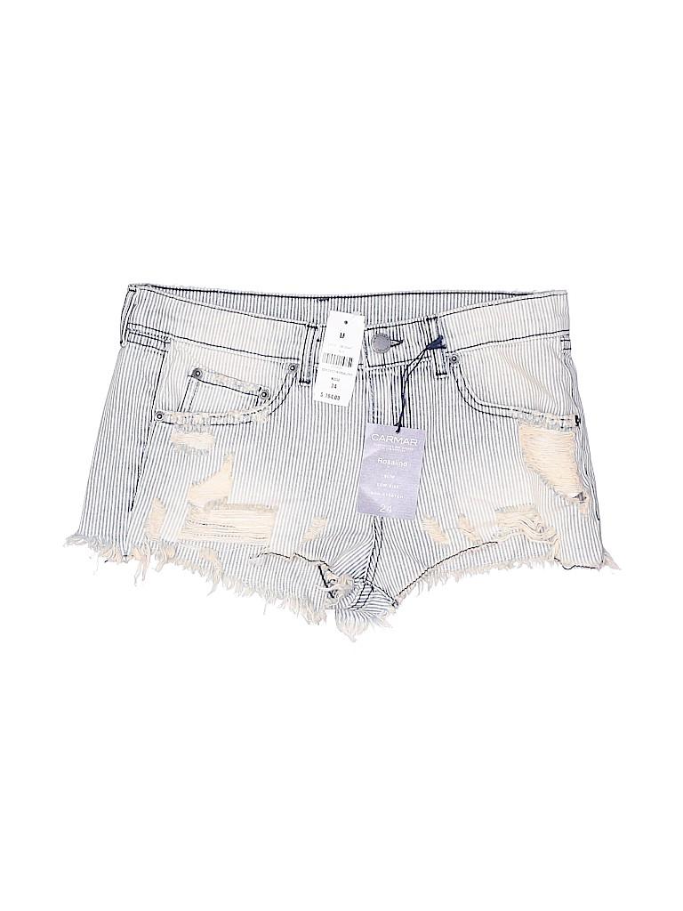 Carmar Women Denim Shorts 24 Waist