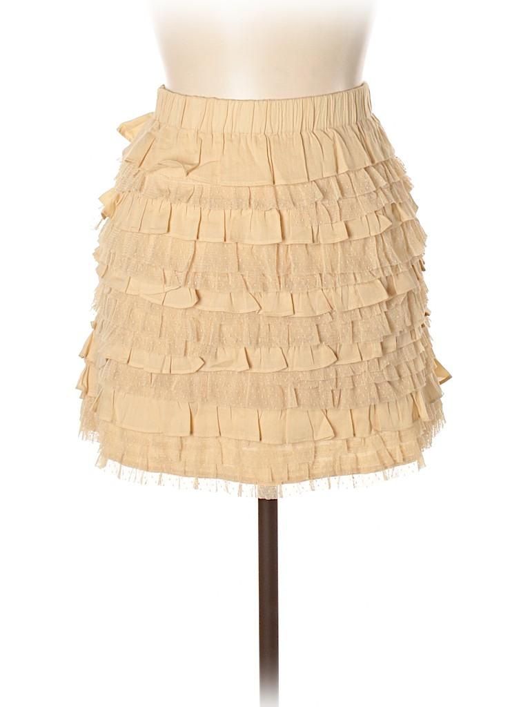 J. Crew Women Casual Skirt Size M