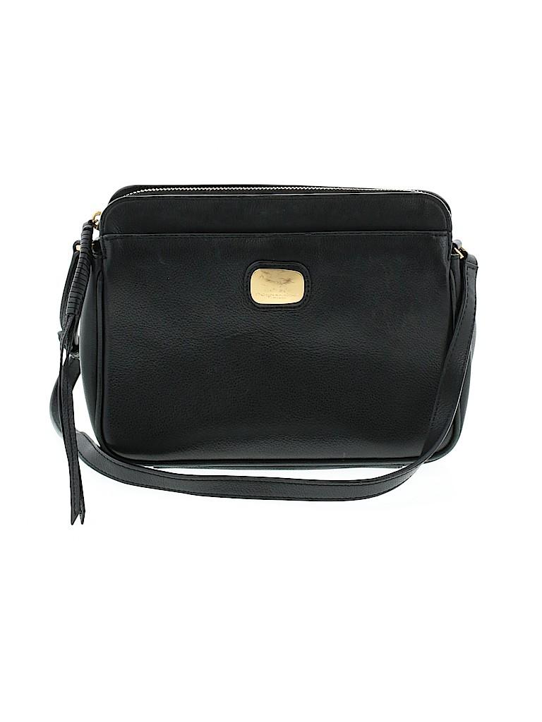 Donna Karan New York Women Leather Crossbody Bag One Size
