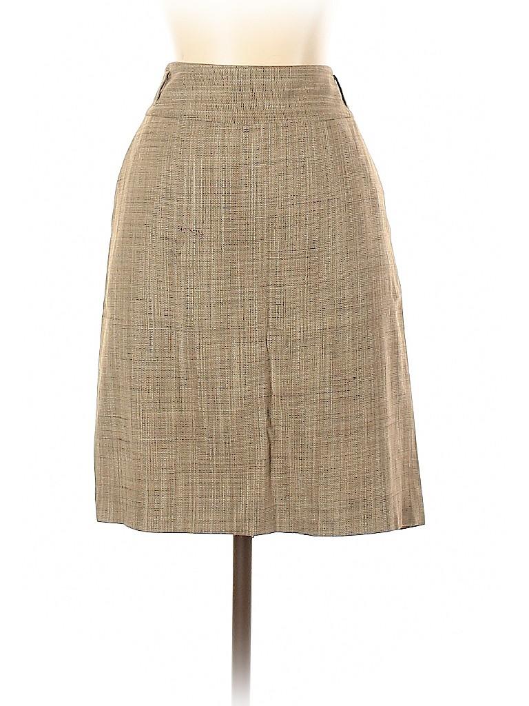 Banana Republic Women Wool Skirt Size 6