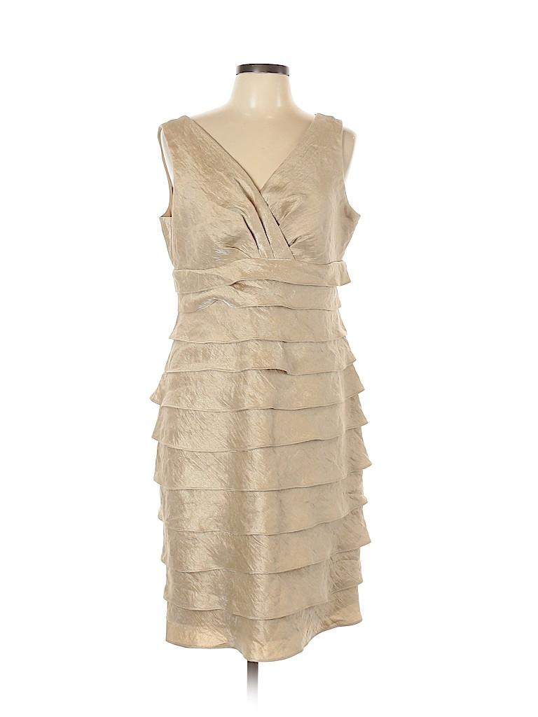 London Times Women Cocktail Dress Size L