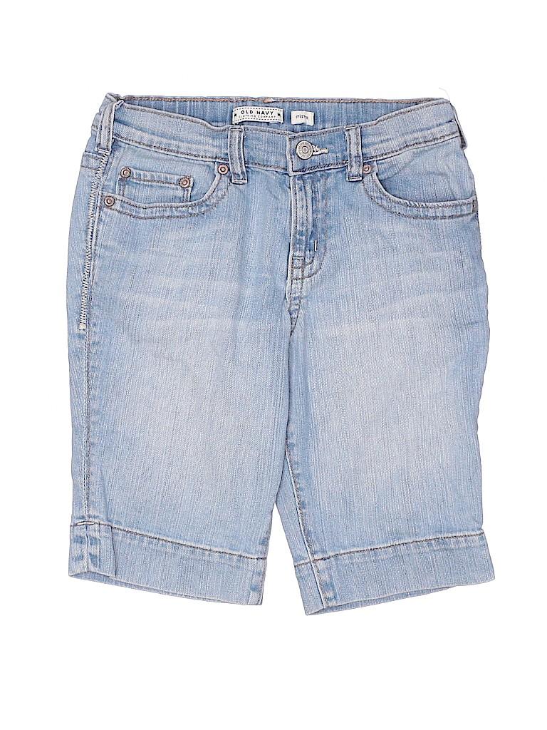 Old Navy Girls Denim Shorts Size 12