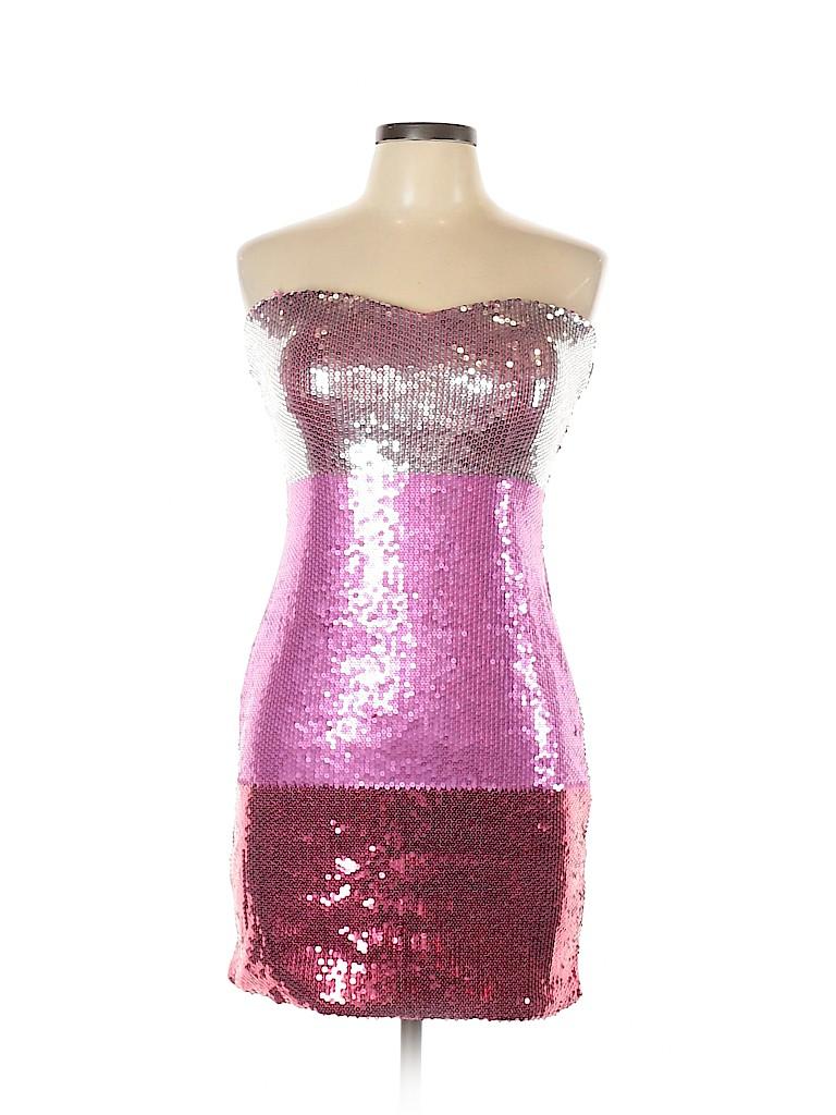 Lily Rose Women Cocktail Dress Size L