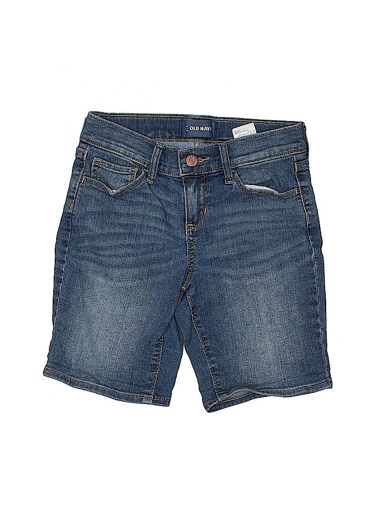 Old Navy Girls Denim Shorts Size 10