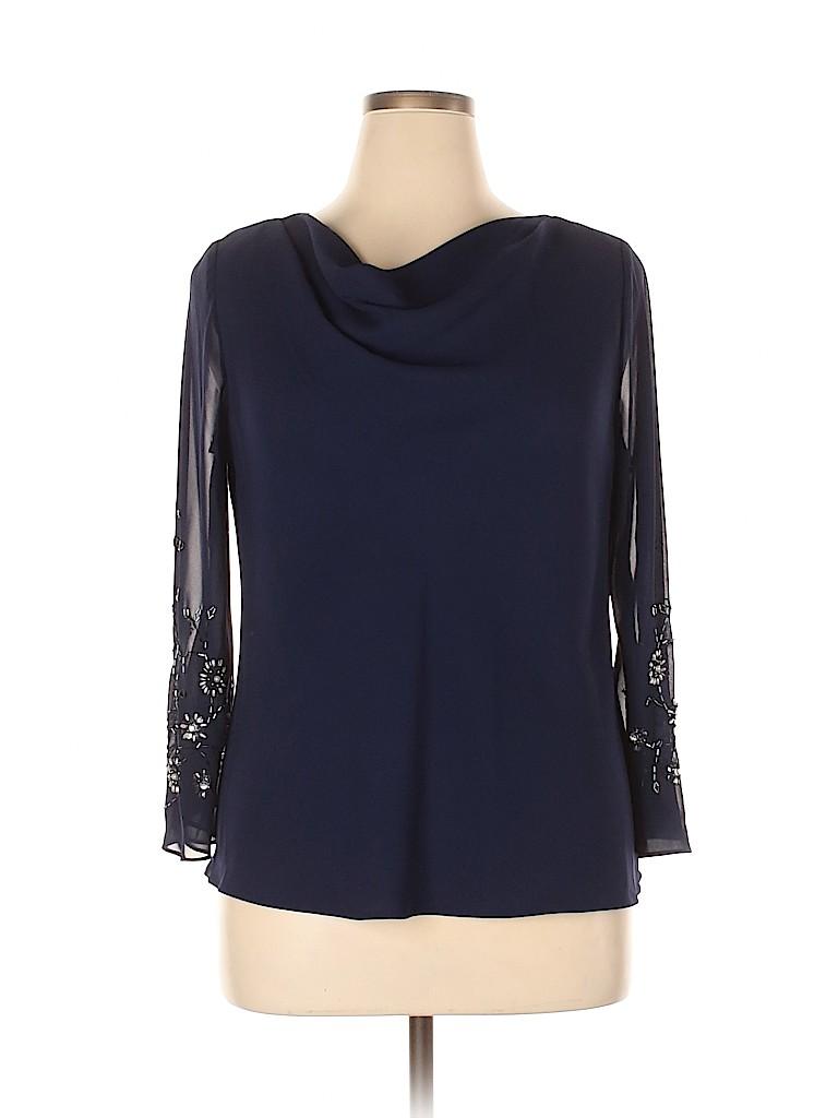 DressBarn Women 3/4 Sleeve Blouse Size 14W
