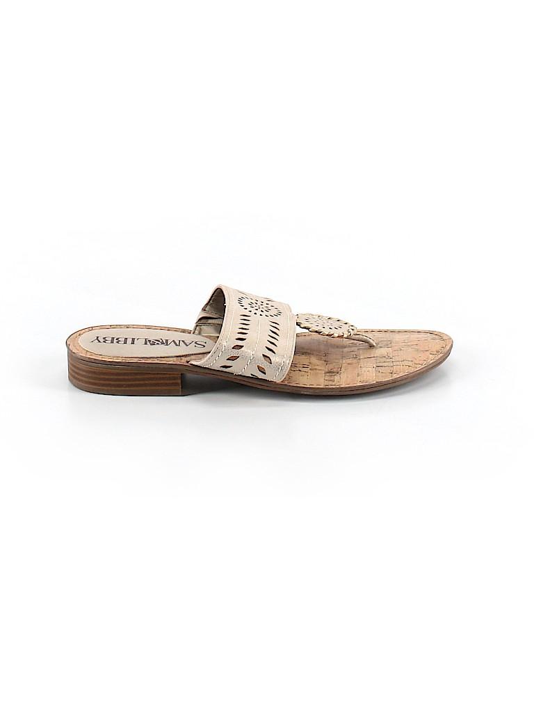 Sam & Libby Women Sandals Size 8 1/2