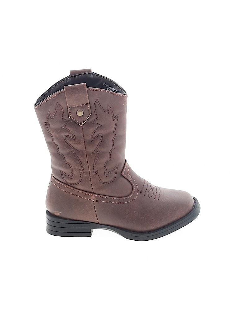 Wonder Nation Girls Boots Size 7
