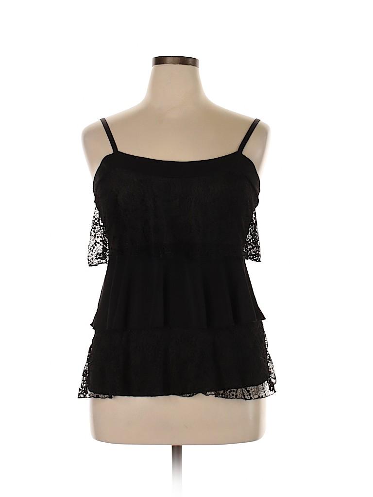 Delusional Women Sleeveless Blouse Size XL