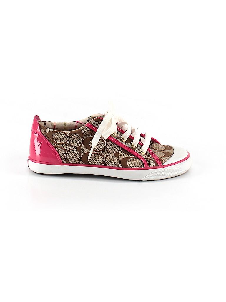Coach Women Sneakers Size 7 1/2