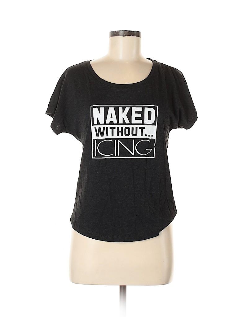 Next Level Apparel Women Short Sleeve T-Shirt Size S