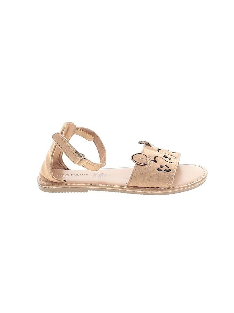 Old Navy Girls Sandals Size 10