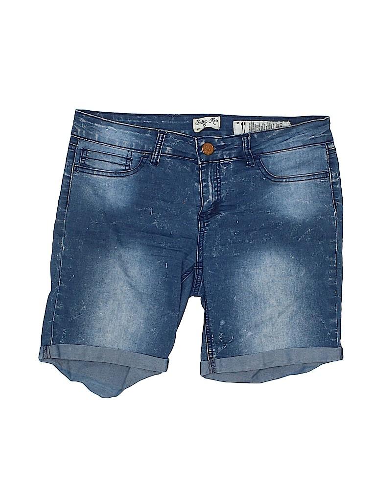 Indigo Rein Women Denim Shorts Size 11