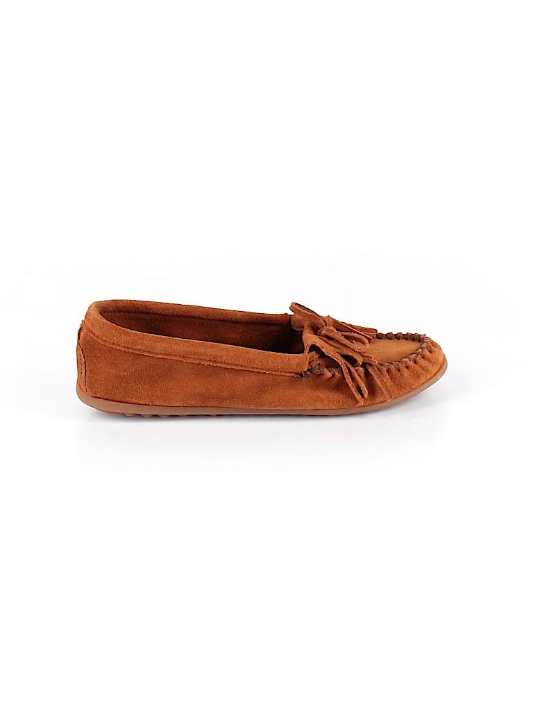 Minnetonka Women Flats Size 11