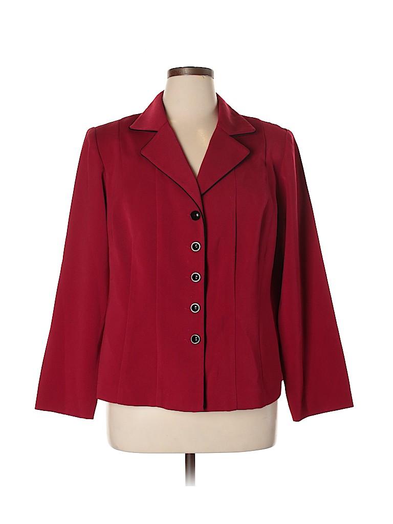 Studio 1 Women Jacket Size 18 (Plus)