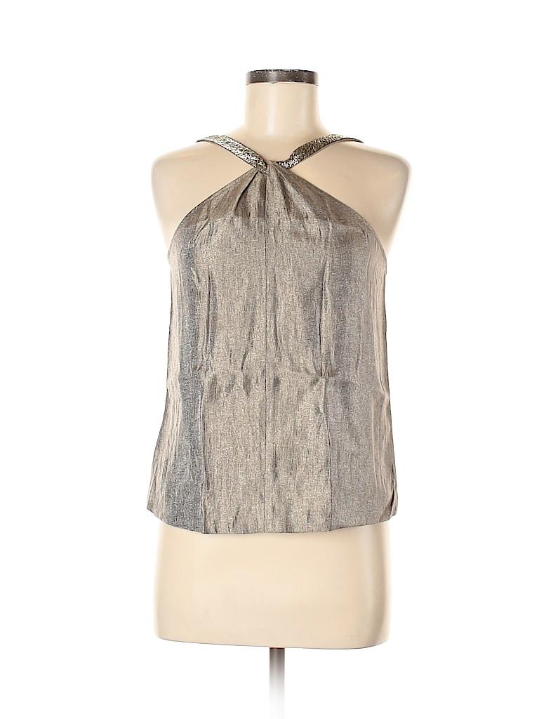 Lavender Label by Vera Wang Women Sleeveless Blouse Size 6