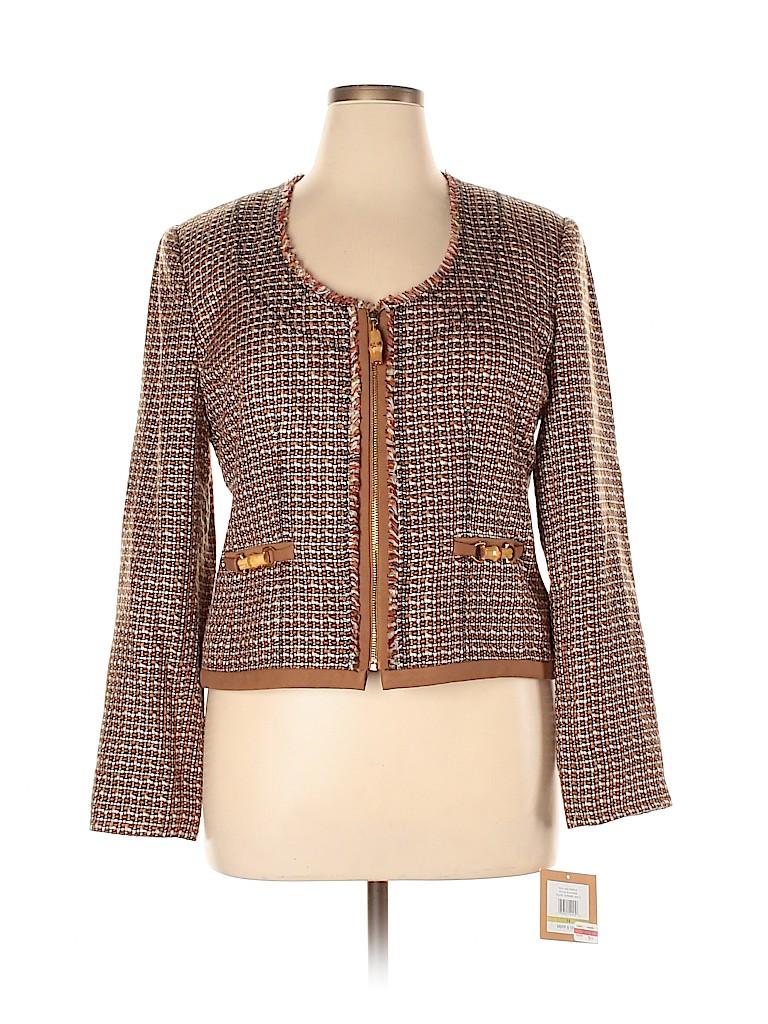 Ellen Tracy Women Jacket Size 14