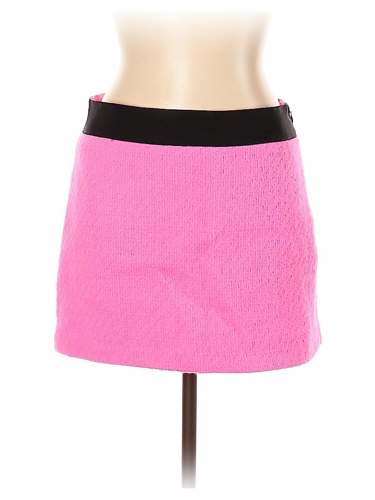 An original MILLY of New York Women Wool Skirt Size 10