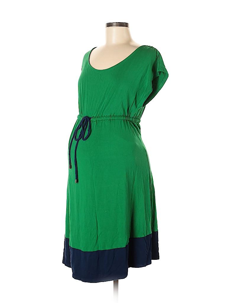 Liz Lange Maternity for Target Women Casual Dress Size S (Maternity)