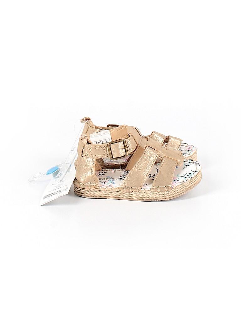 Carter's Girls Sandals Size 6
