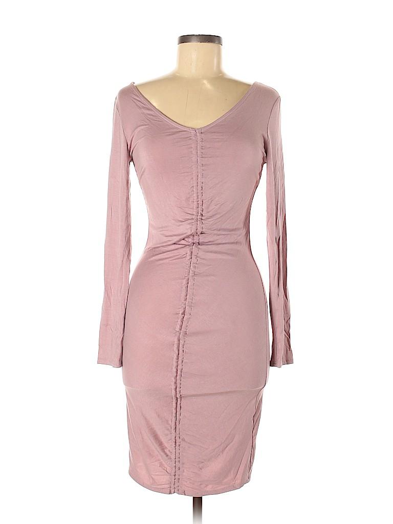 Heart Hips Women Casual Dress Size M