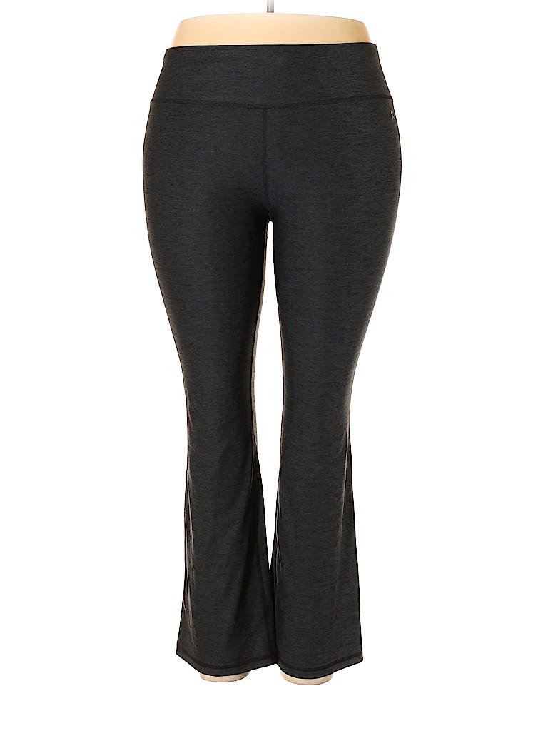 Danskin Now Women Active Pants Size 2X (Plus)