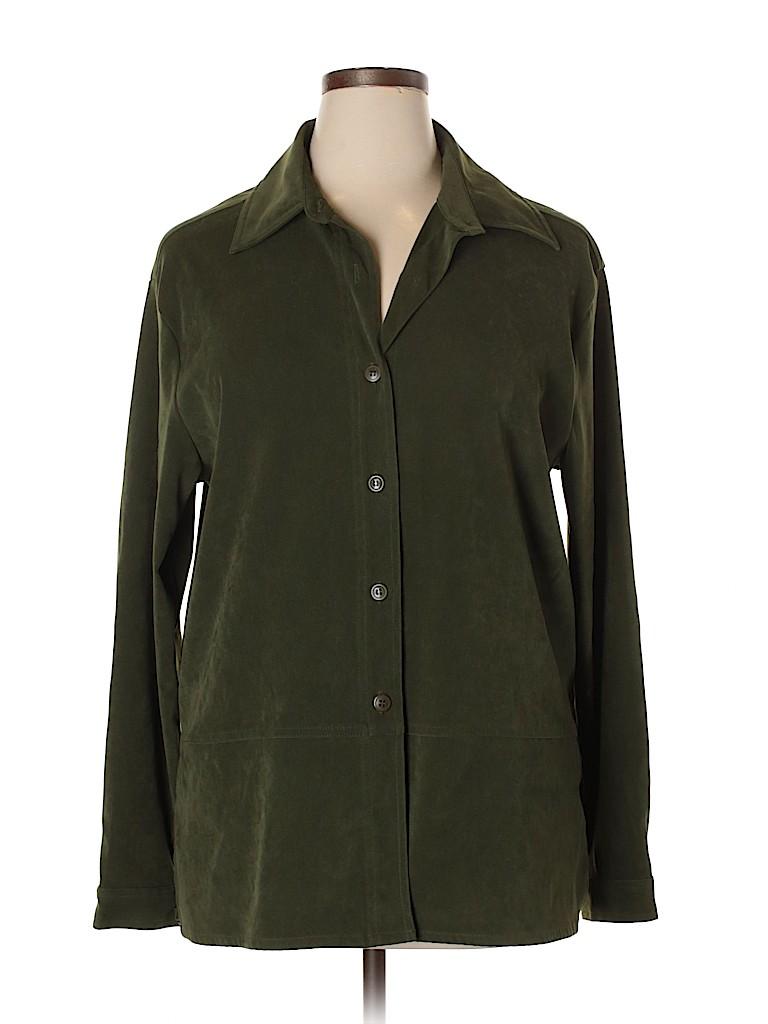 Croft & Barrow Women Jacket Size XL