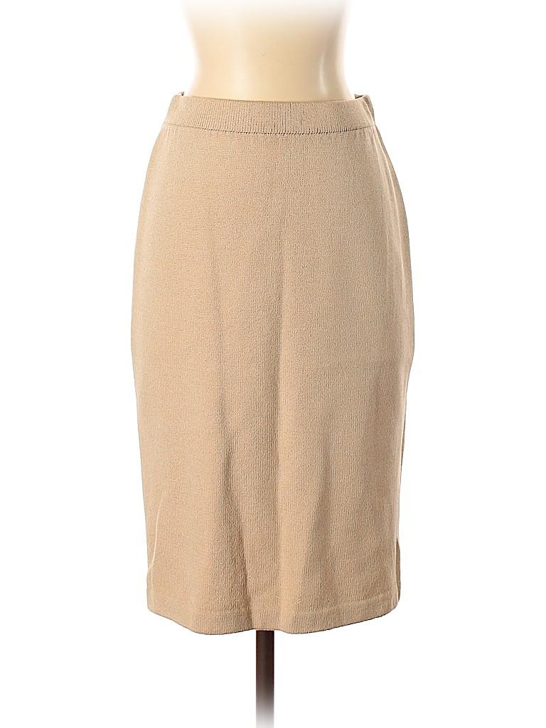 St. John Collection Women Casual Skirt Size 4