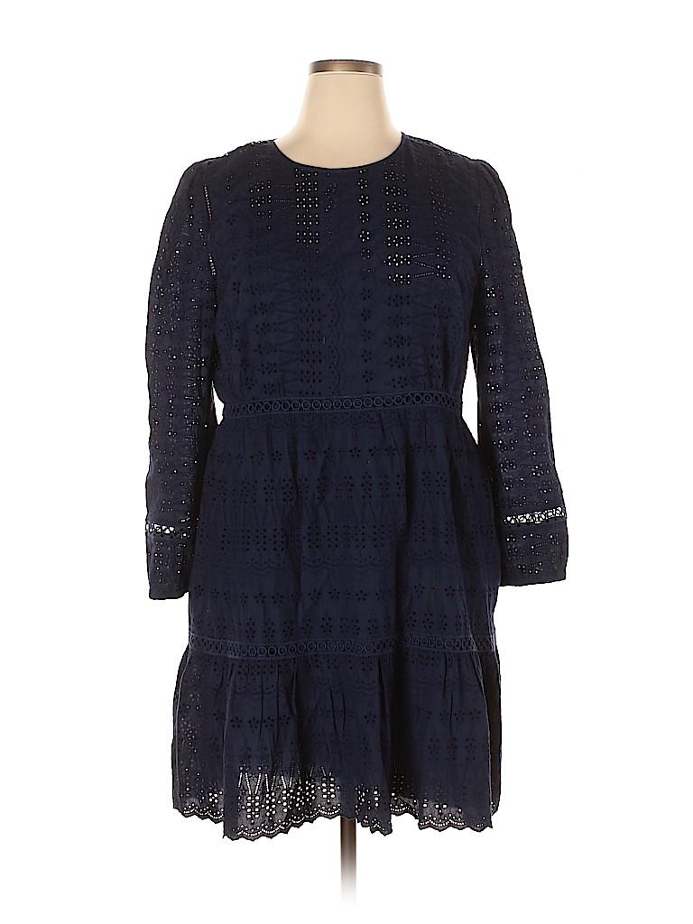J. Crew Women Casual Dress Size 16