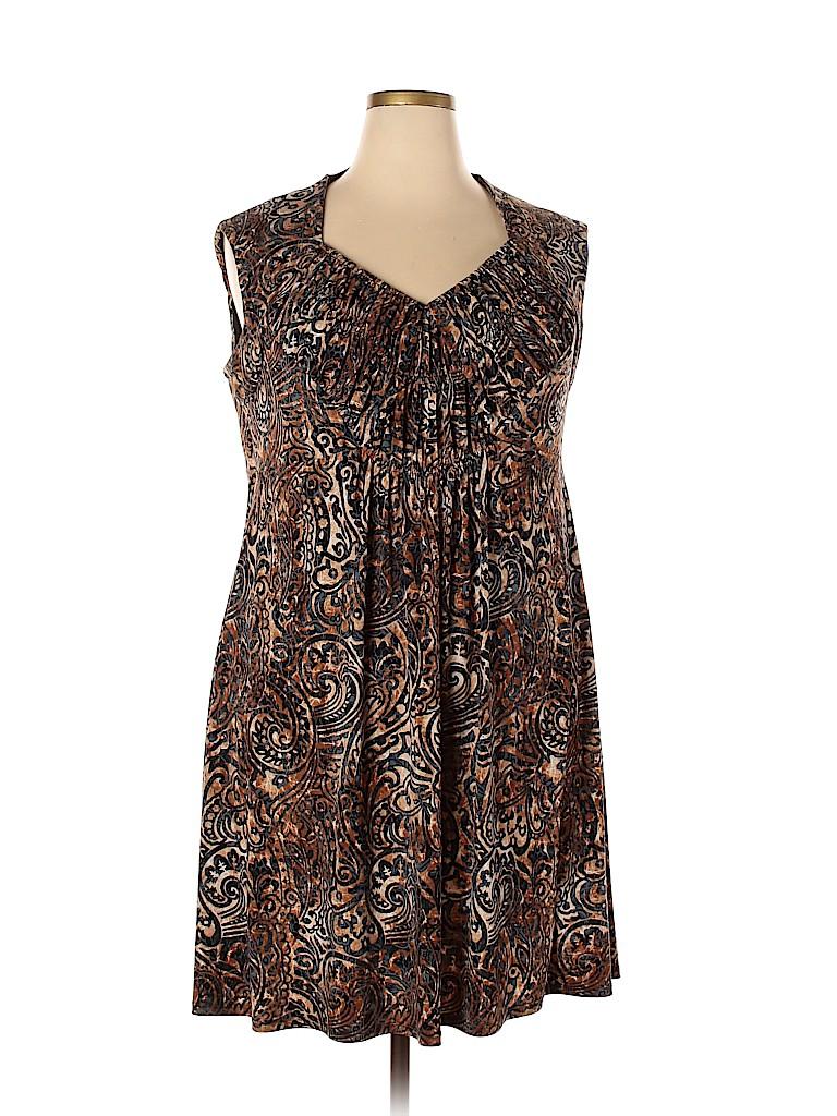 DressBarn Women Casual Dress Size 20 (Plus)