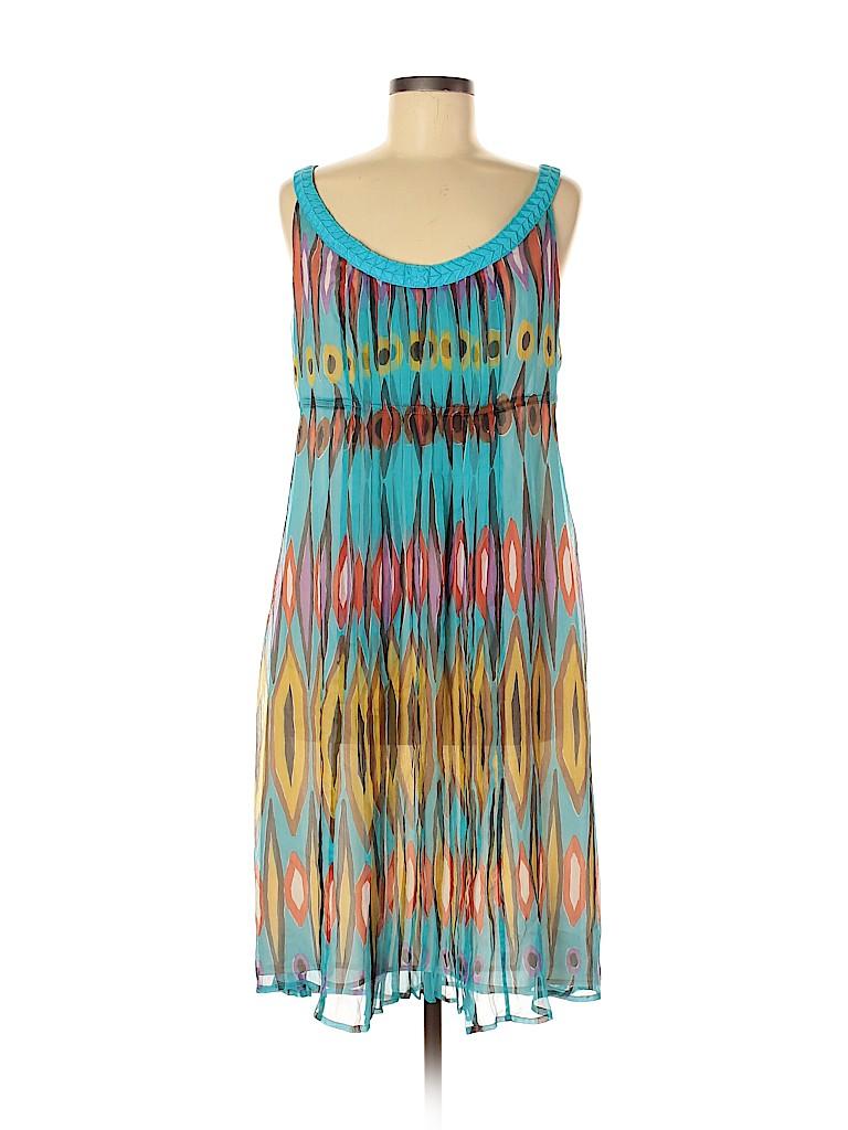 Tory Burch Women Casual Dress Size 12