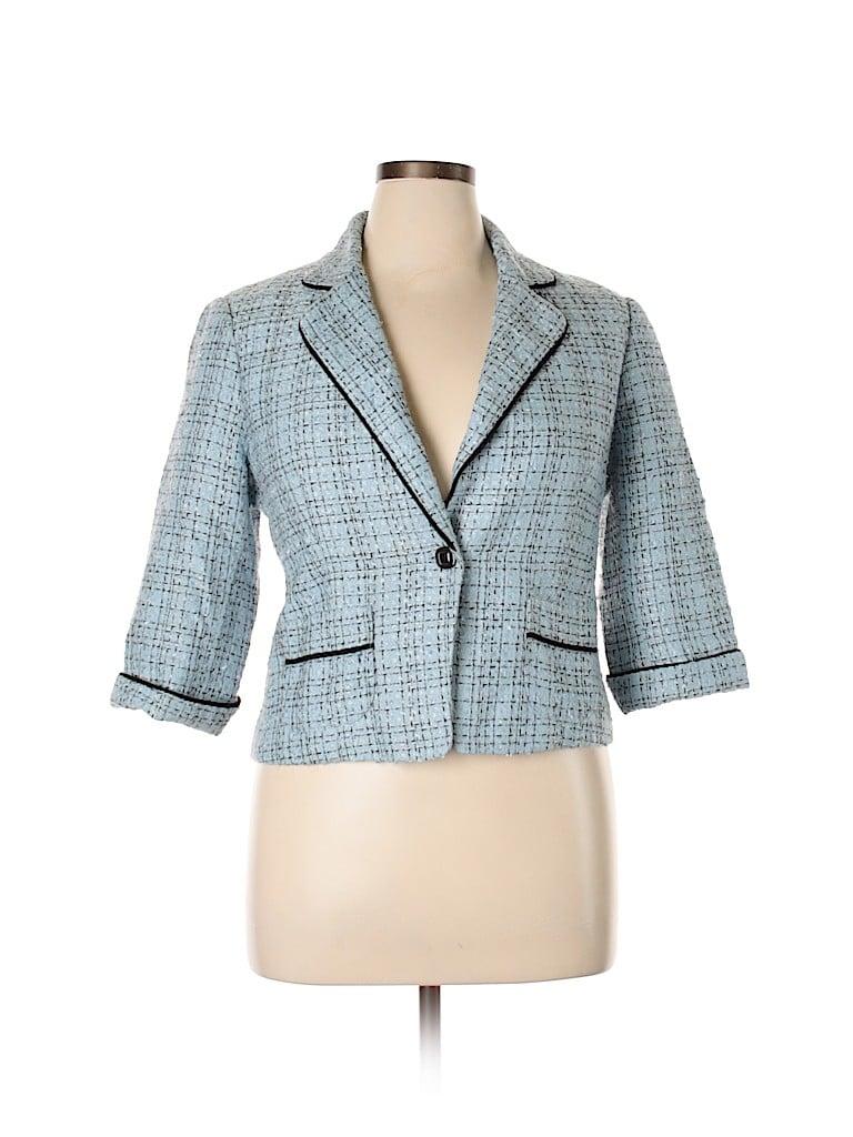 Worthington Women Blazer Size 14 (Petite)