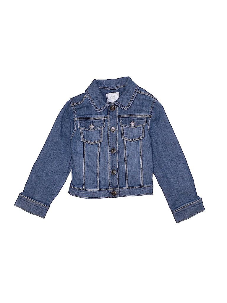 Gymboree Girls Denim Jacket Size 6