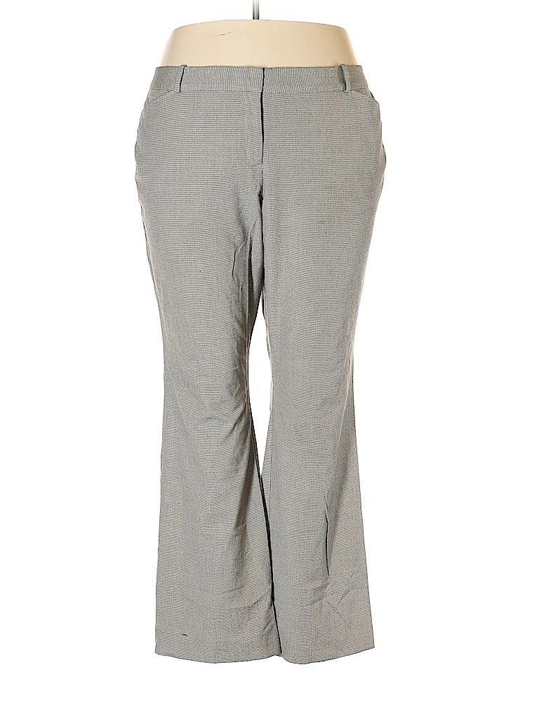 Worthington Women Dress Pants Size 20 (Plus)