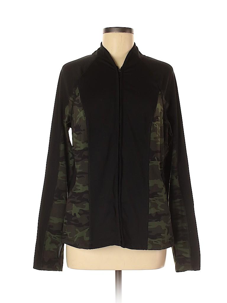 Jessica Simpson Women Track Jacket Size XL