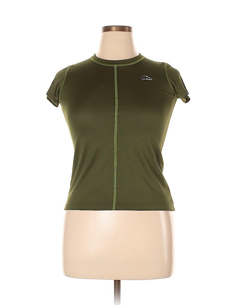 L.L.Bean Women Active T-Shirt Size 14 - 16