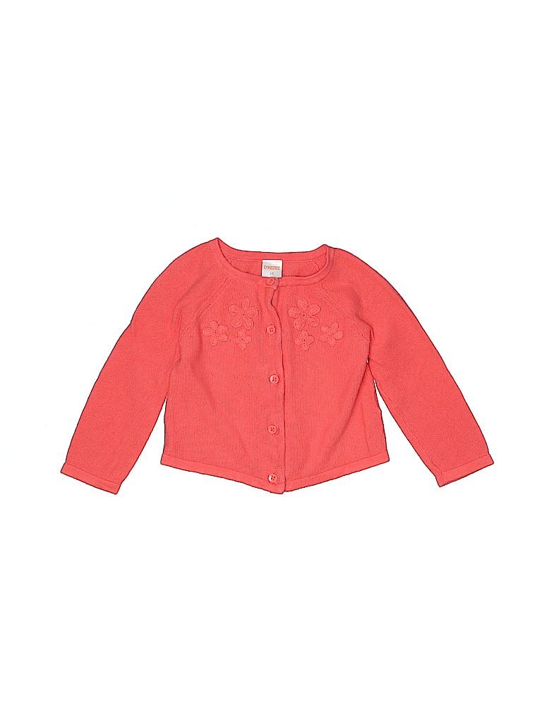 Gymboree Girls Cardigan Size 2T