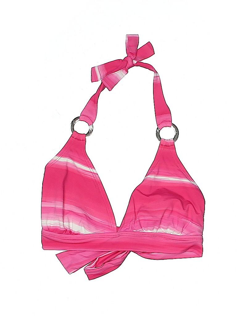 Skye Swimwear Women Swimsuit Top Size M